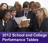 2011 School and College Performance Tables
