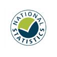 National Statistics logo.