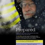 Cold Weather Alert Poster 2012 - 2013