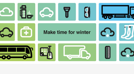 Be prepared with our seasonal advice for winter