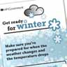 Get ready for winter promotional resources
