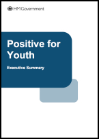 Positive for Youth - Executive Summary