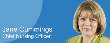 Jane Cummings, Chief Nursing Officer