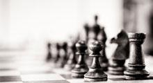 Strategy - chess pieces