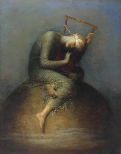 assistants and George Frederic Watts, 'Hope' 1886