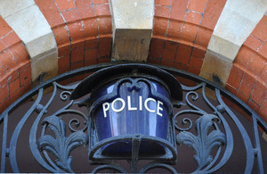 Home Secretary extends consultation into use of stop and search.