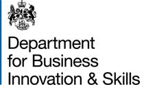 Department for Business, Innovation and Skills