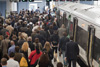 Crowding on trains