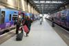 Platform gaps and stepping distances
