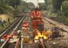 Railway company employees