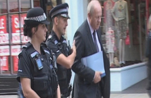 Policing Minister praises digital innovators