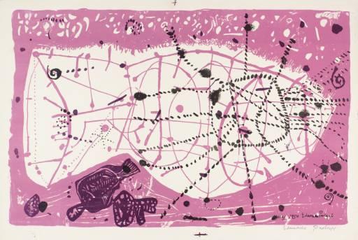 Sir Eduardo Paolozzi, 'Marine Composition' 1950