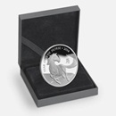 2014 UK Lunar 1oz Silver Proof Year of the Horse
