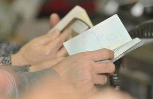 Home Office targets business travellers with new premium visa services