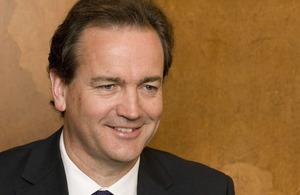 Minister Nick Hurd
