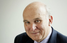 The Rt Hon Dr Vince Cable MP