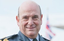 Air Chief Marshal Sir Stuart Peach KCB CBE ADC BA MPhil DTech DLitt FRAeS RAF