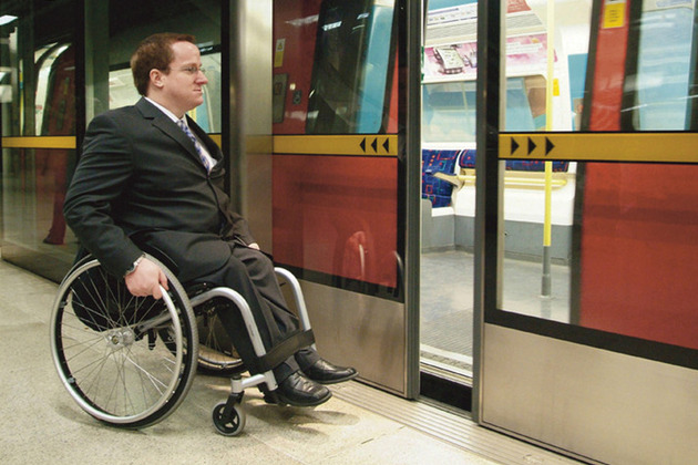 Improving accessibility for the country's 12m disabled people