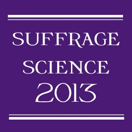 Suffrage Science: 2013