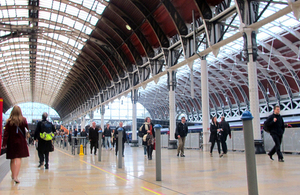 Read 'rail fare rises lowest in a decade'