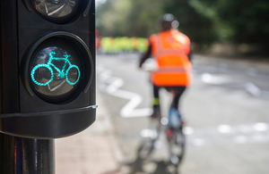 Read 'more people choosing greener journeys'