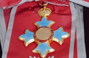 The New Year's Honours 2014