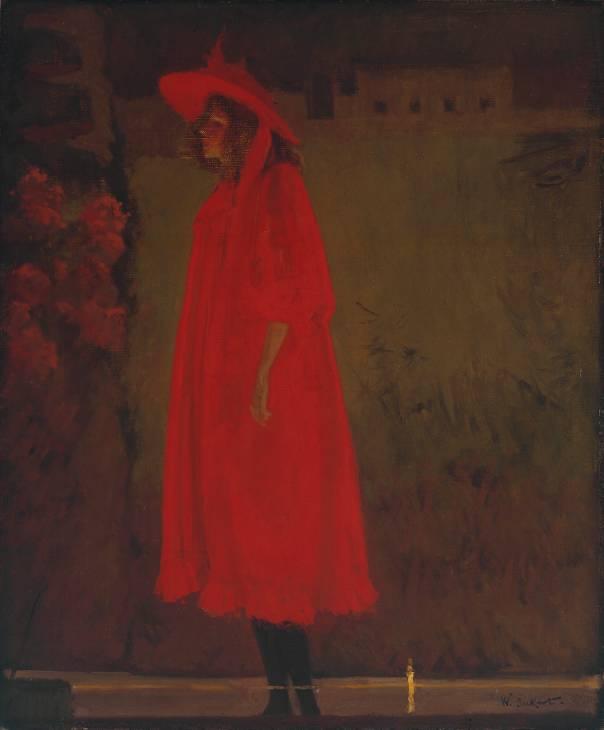 Walter Richard Sickert, 'Minnie Cunningham at the Old Bedford' 1892