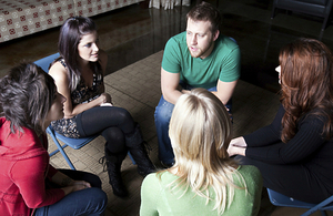 counselling group
