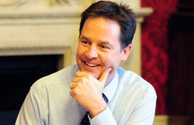 The Rt Hon Nick Clegg MP
