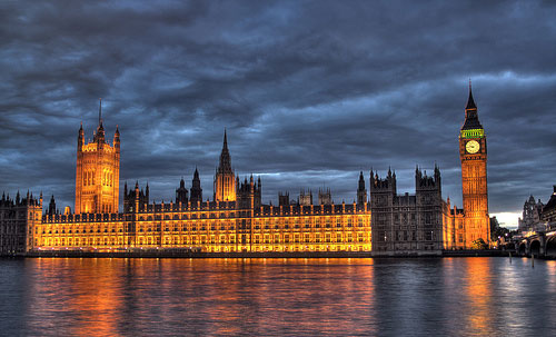 Houses of Parliament by Maurice
