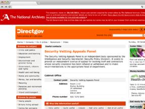 Thumbnail screenshot of website