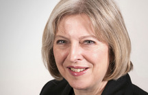 The Rt Hon Theresa May MP