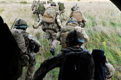 Providing versatile, agile and battle-winning armed forces and a smaller, more professional Ministry of Defence