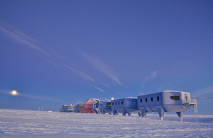 Halley VI - Research Station
