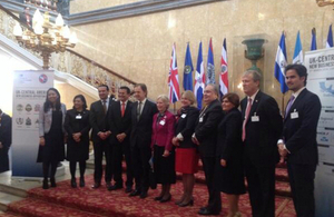 UK-Central America Trade Conference