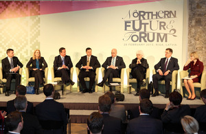 Northern Future Forum 2013