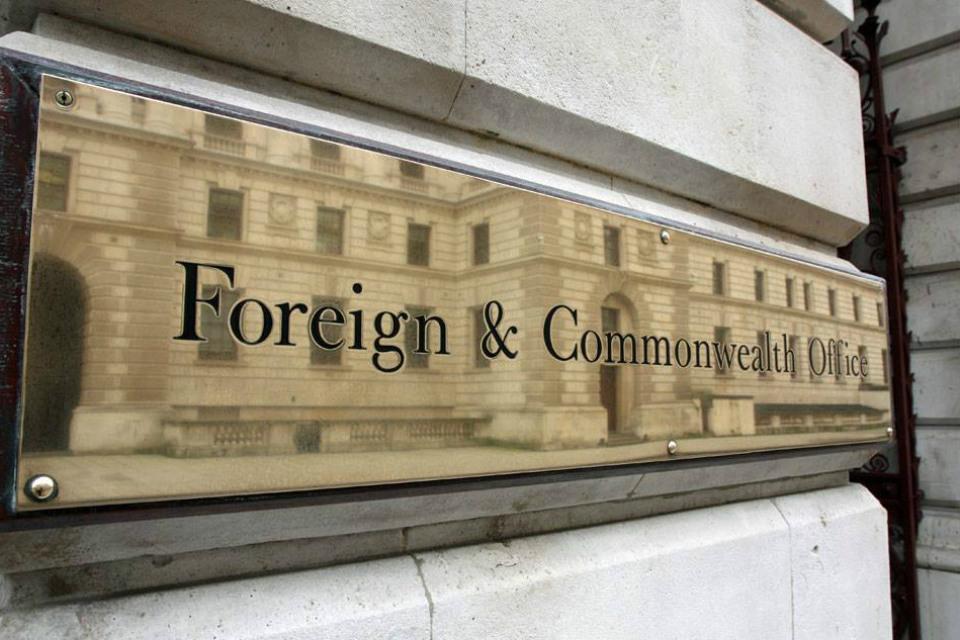 Blogger: وزارة الخارجية البريطانية بالعربية