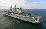 Warships launch Royal Marines into battle as part of exercise Joint Warrior