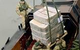 Warship Gathers Final Supply