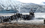 Flagship Bulwark lays on action-packed Arctic demonstration for Norway's king