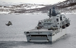 Cold steel in cold weather as Bulwark lands commandos in the Arctic