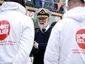 Royal visitor meets record breakers at Naval Base Clyde