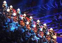 Royal Marine Band service