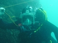 Middleton's divers hone underwater skills with a week in Gibraltar