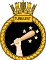 HMS Turbulent