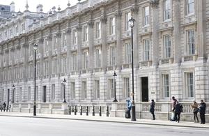 Exterior of 70 Whitehall