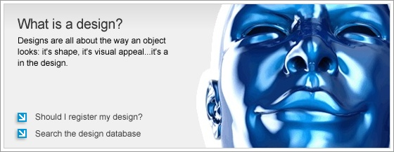 What is a design? Designs are all about the way an object looks: its shape, its visual appeal...its all in the design.