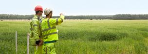 Environmental workers