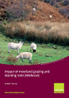 The impact of moorland grazing and stocking rates (Thumbnail link to record)