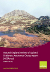 Natural England review of Upland Evidence: Assurance Group report (Thumbnail link to record)